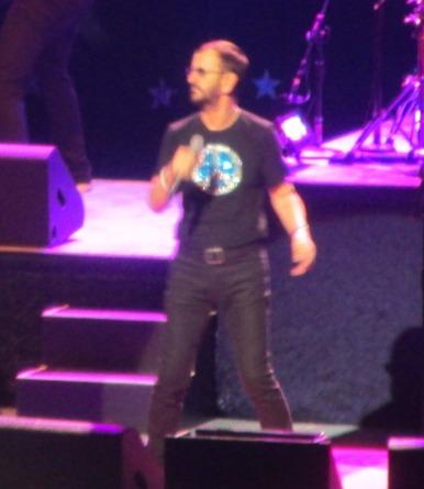 Dancing Ringo