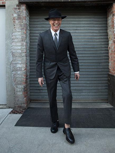 Bowie again